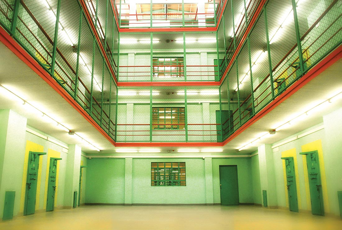 1333 Глданская тюрьма №8, Тбилиси