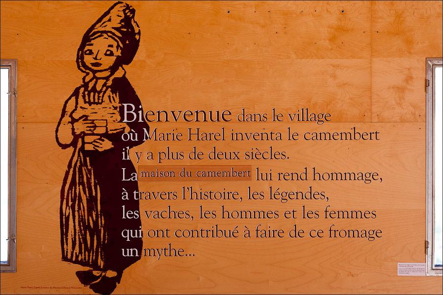 1335 카망베르.  프랑스