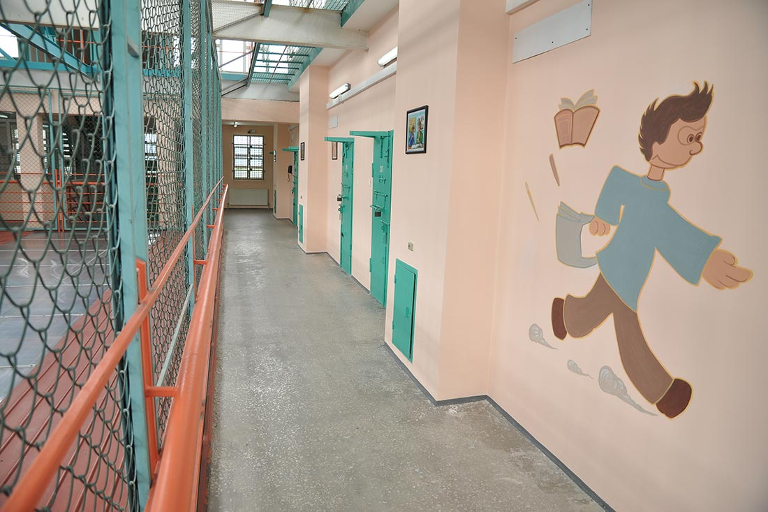 1627 Глданская тюрьма №8, Тбилиси