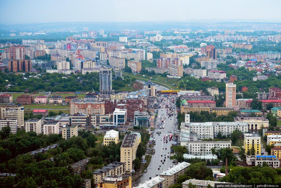 183 Казань с вертолёта: Объекты Универсиады