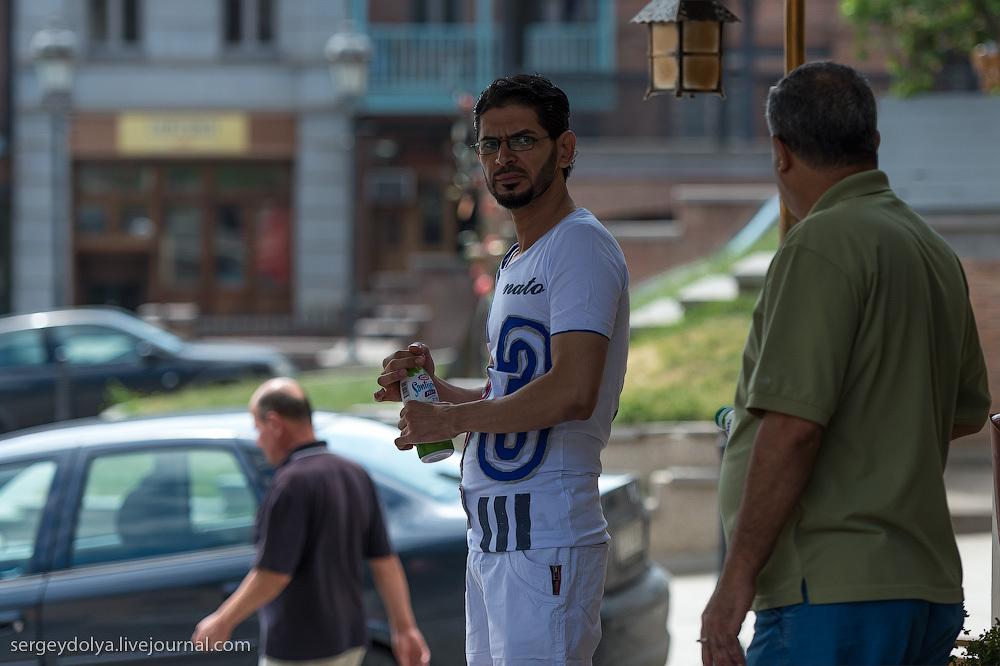 187 Грузия. Тбилиси. Люди