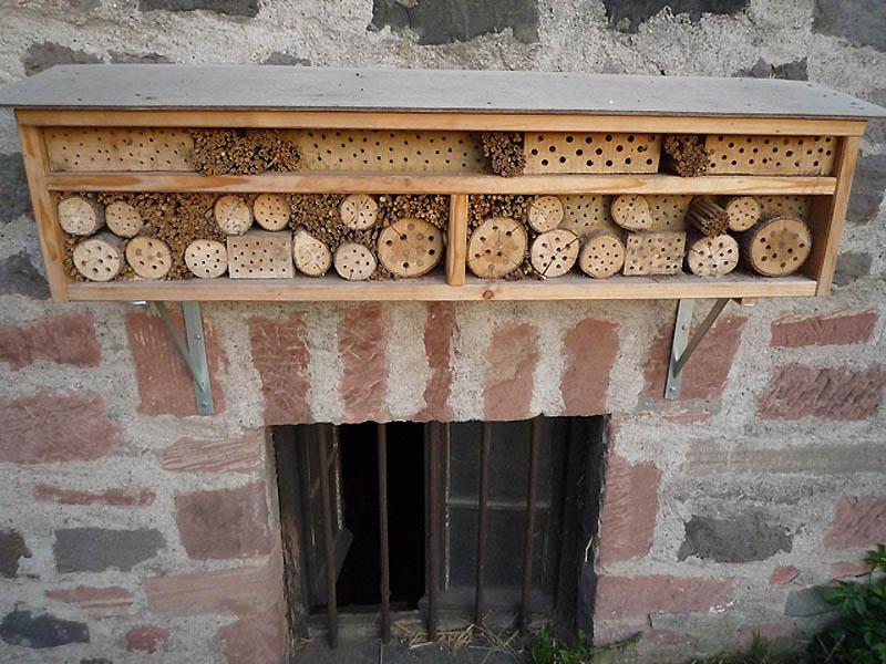 1924 Добро пожаловать в пчелиный отель!