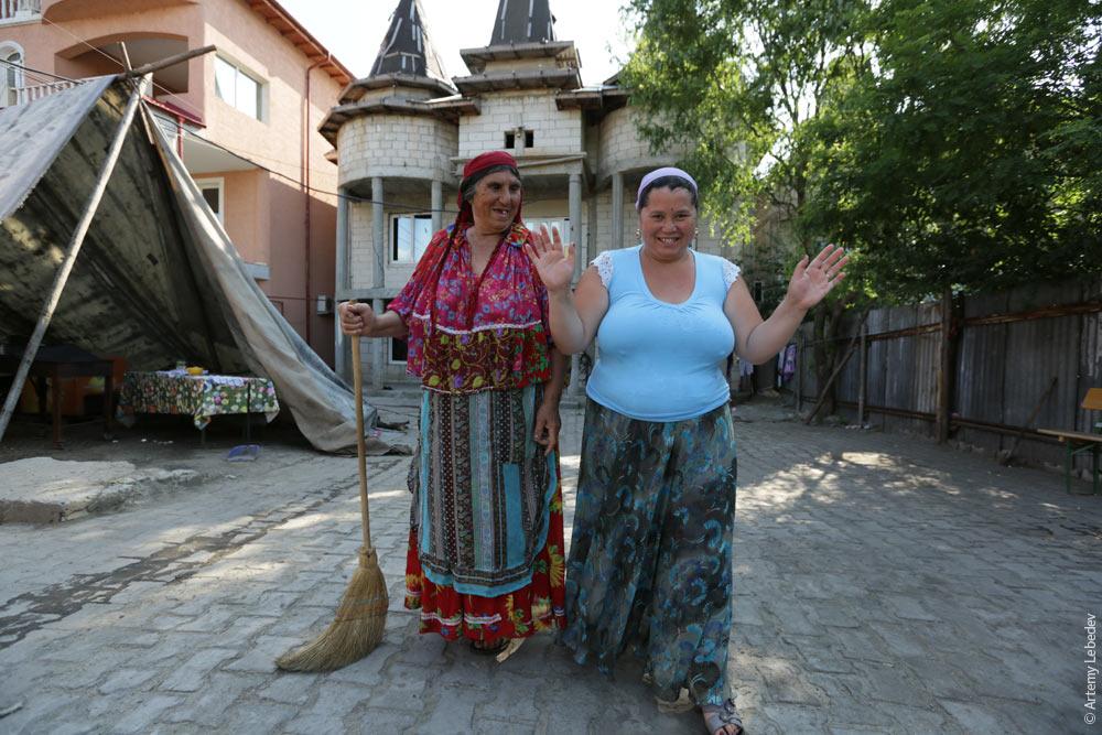 2029 Румыния. Цыгане