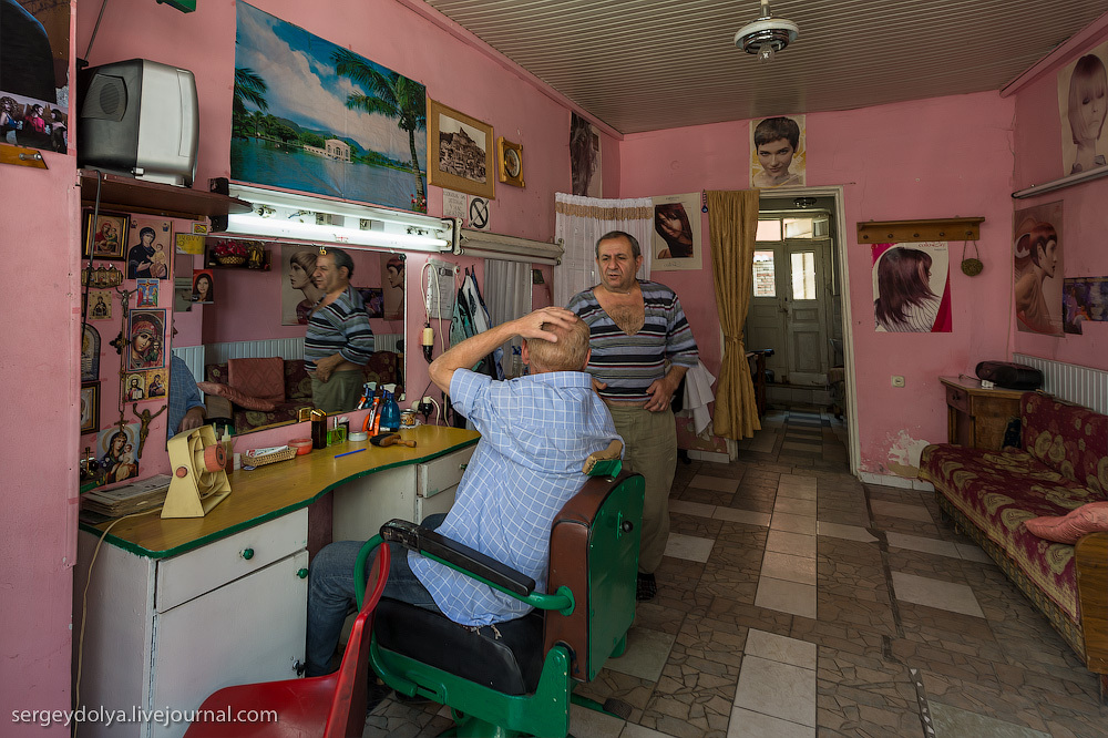 206 Грузия. Тбилиси. Люди