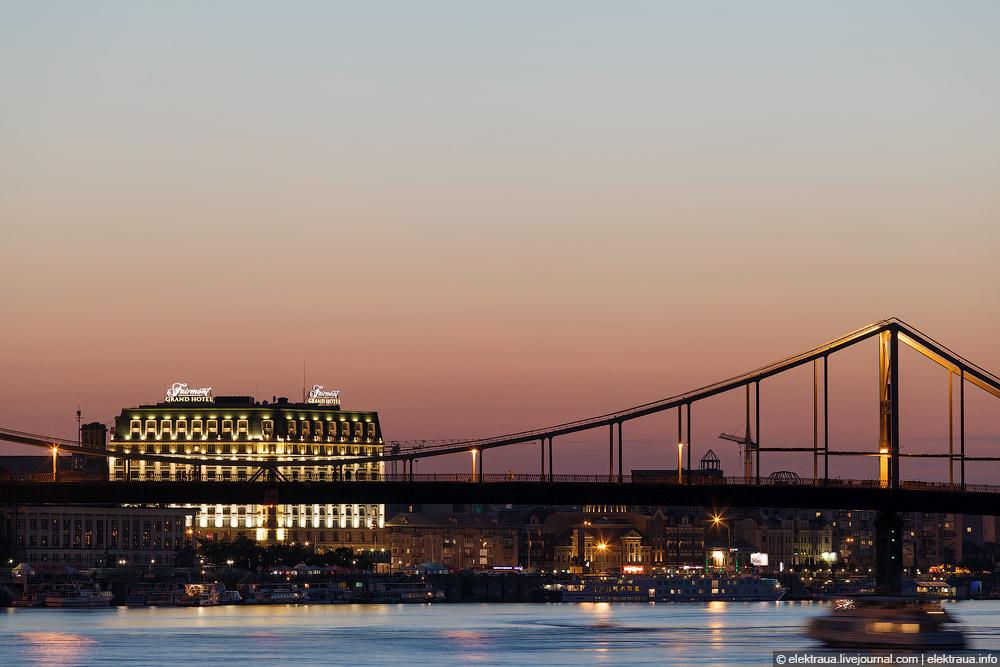 2121 Про киевские мосты