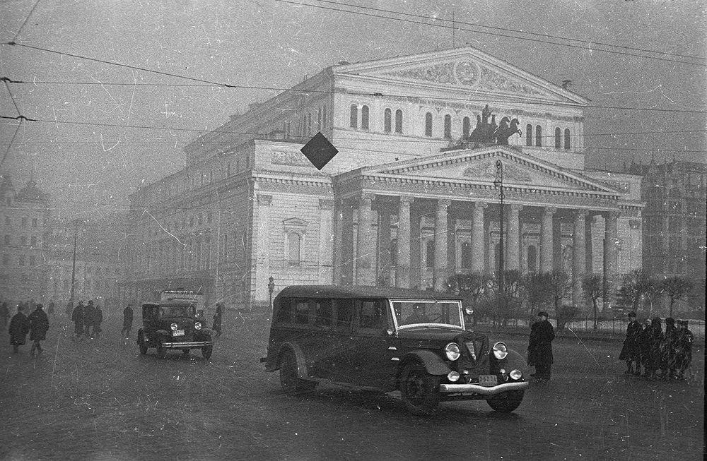 Архивные фотографии старой Москвы (25 фото).  Красивые фотографии (36 штук).  Поделись с друзьями.