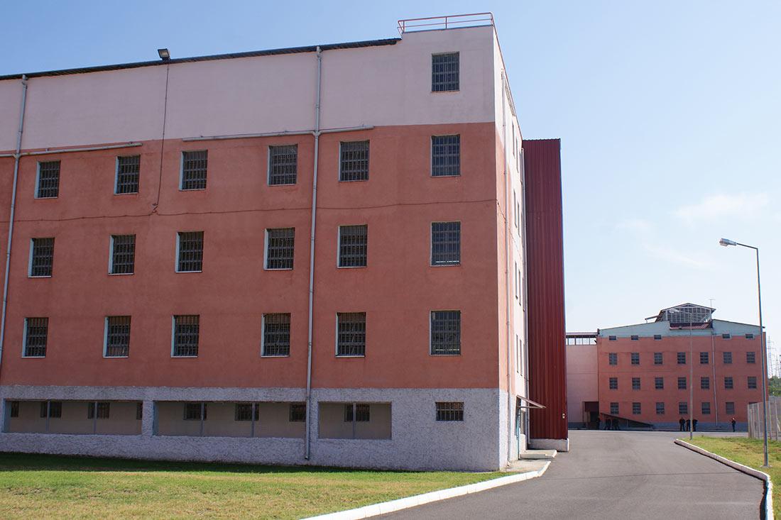 2519 Глданская тюрьма №8, Тбилиси