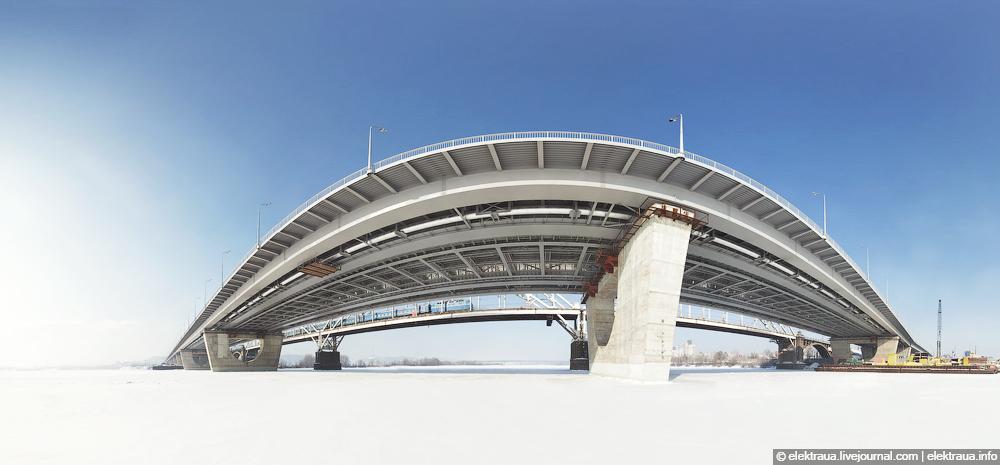 2712 Про киевские мосты