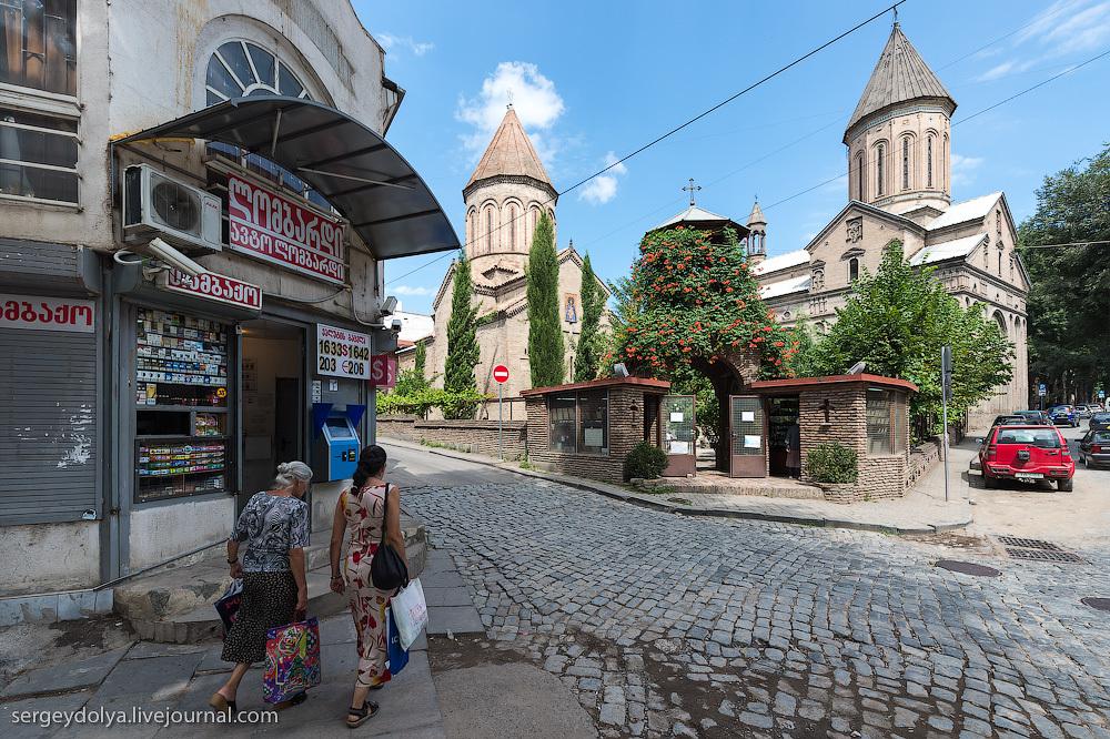 275 Грузия. Тбилиси. Люди