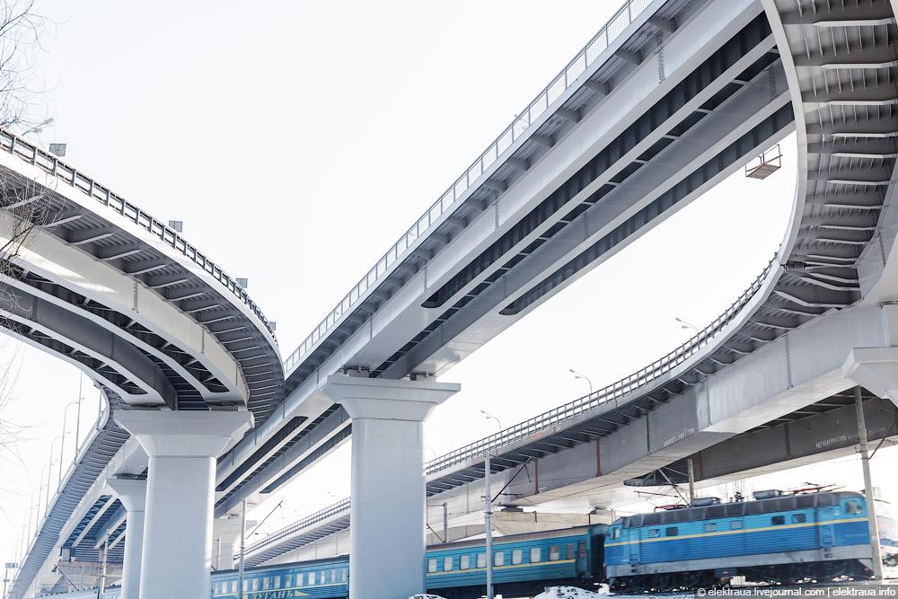 2912 Про киевские мосты