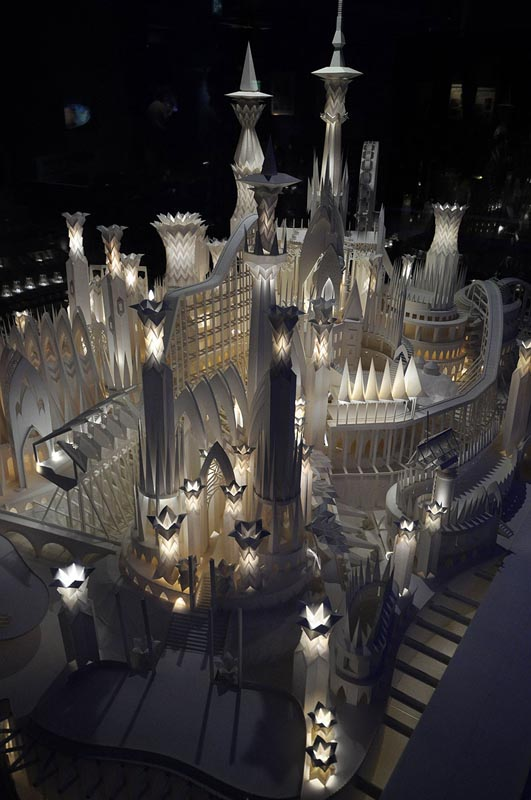 349 Бумажный замок