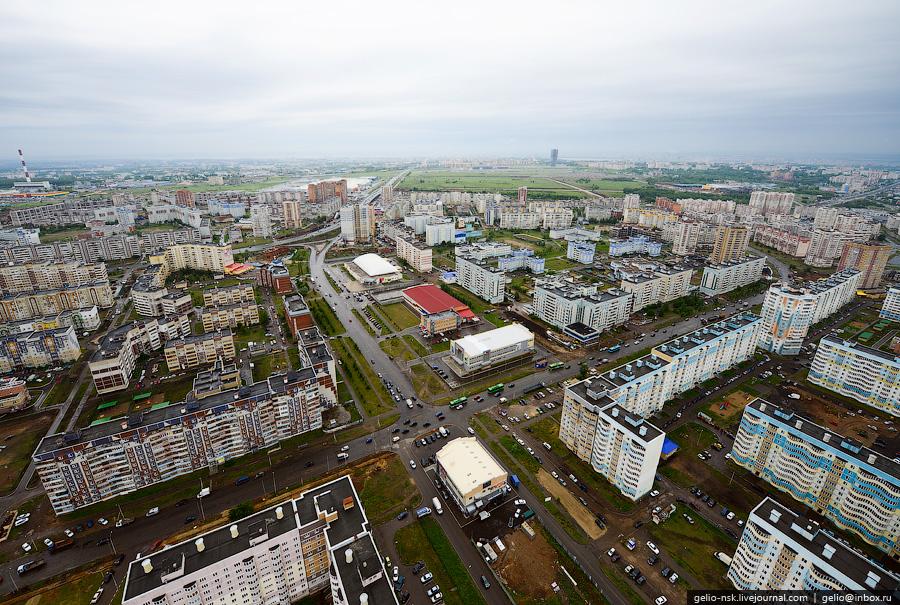 38 Казань с вертолёта: Объекты Универсиады