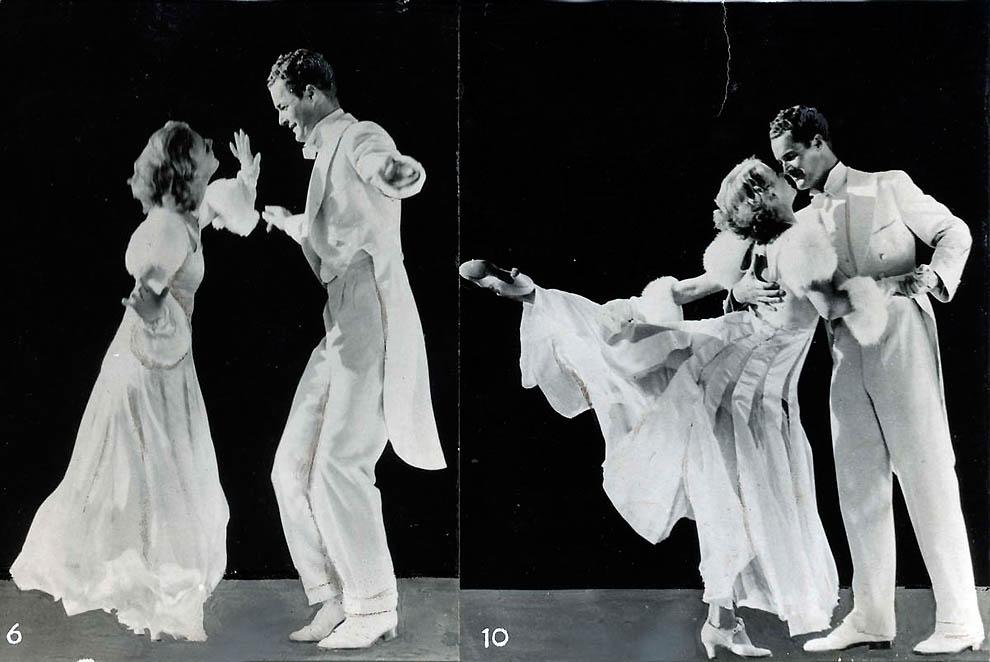 405 Ретро танцоры