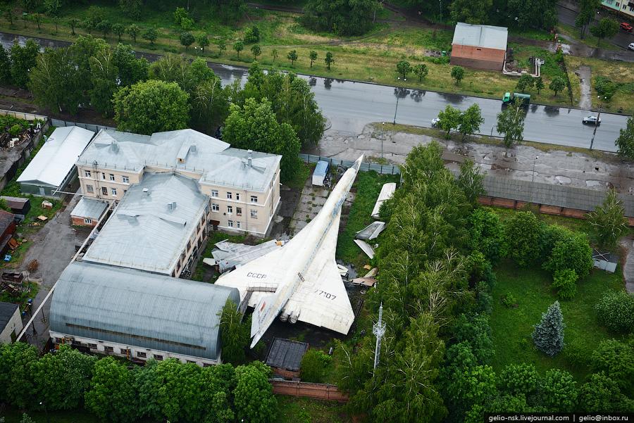 411 Казань с вертолёта: Объекты Универсиады
