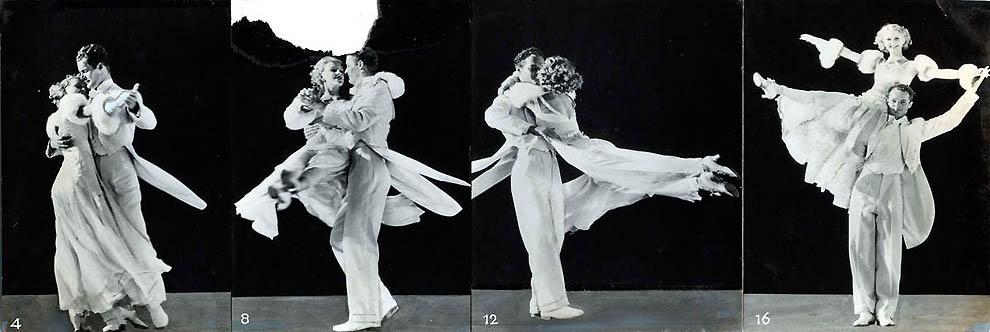 4110 Ретро танцоры