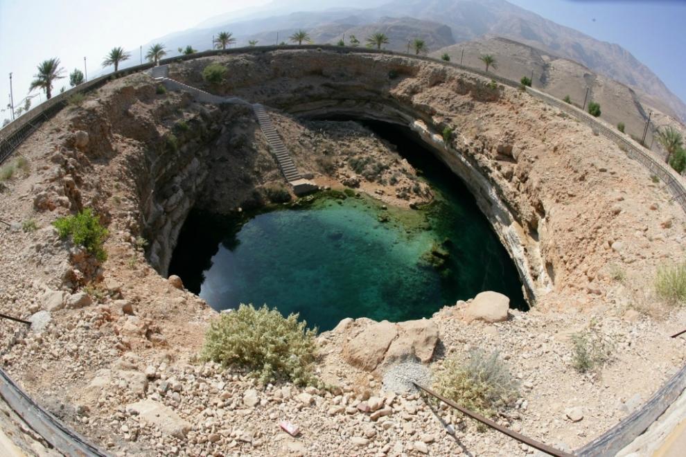 419 6 самых живописных природных дыр в земле