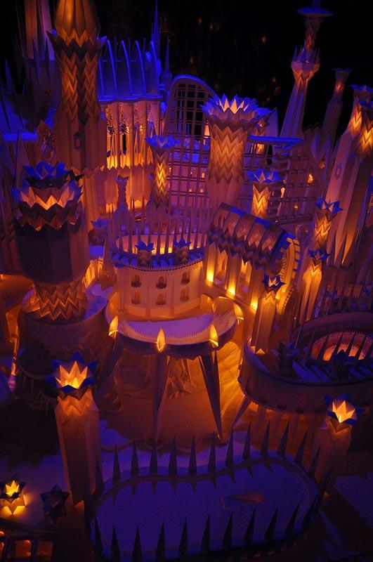 430 Бумажный замок
