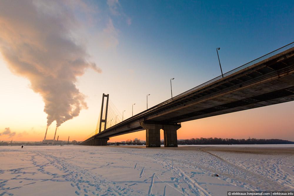 439 Про киевские мосты