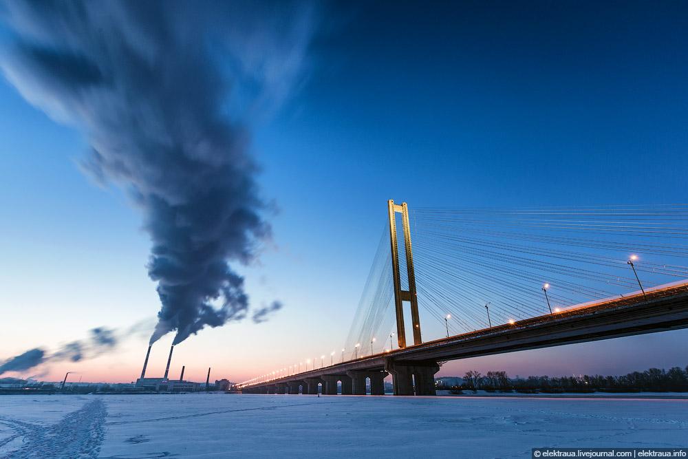 529 Про киевские мосты