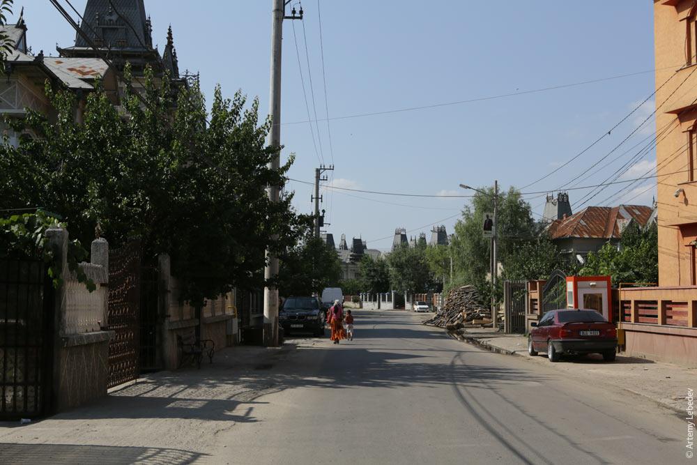 553 Румыния. Цыгане