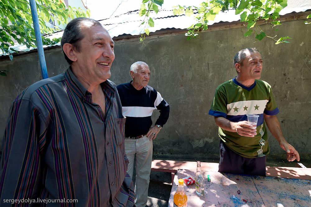 612 Грузия. Тбилиси. Люди