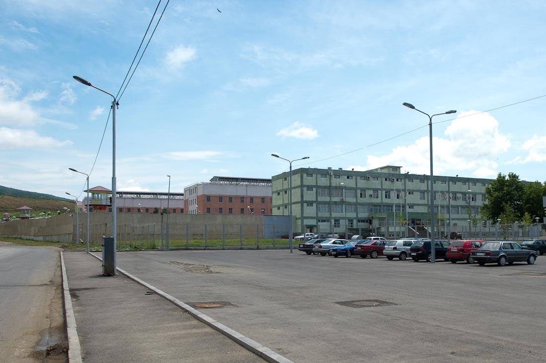 838 Глданская тюрьма №8, Тбилиси
