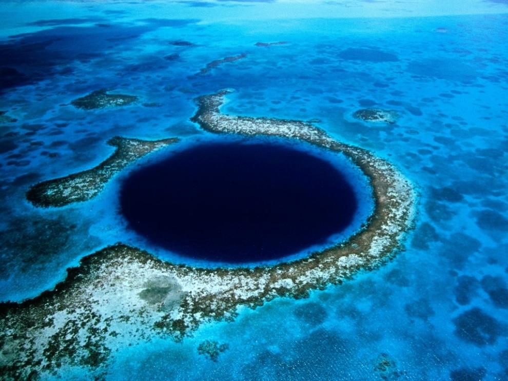 914 6 самых живописных природных дыр в земле