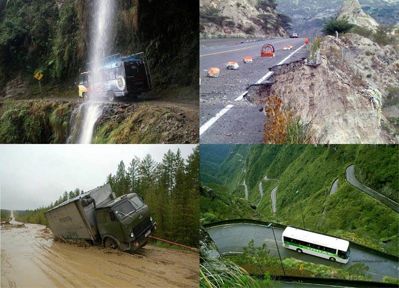 BIGPIC22 Самые ужасные дороги мира