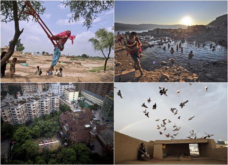 BIGPIC221 Наш прекрасный прекрасный мир: Сцены повседневной жизни