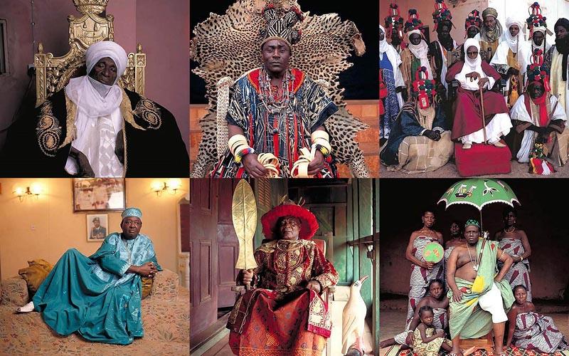 Африканские короли — фотографии исчезающей эпохи