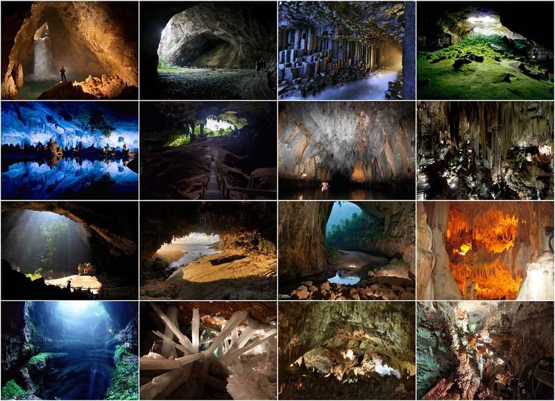20 завораживающих фотографий пещер