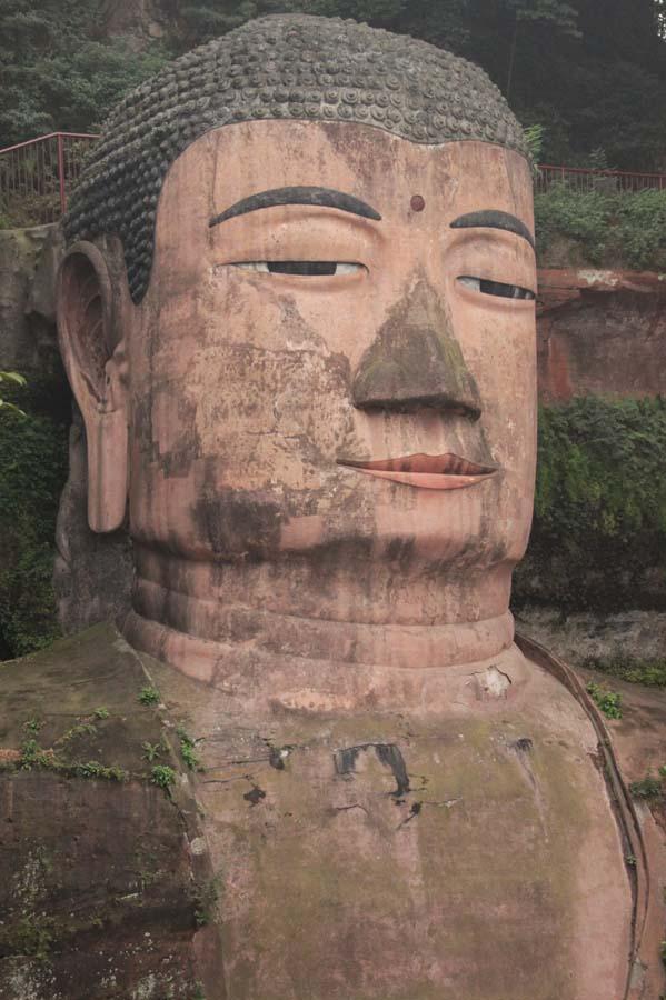 Buddha 0 Гигантский Будда в Лэшане