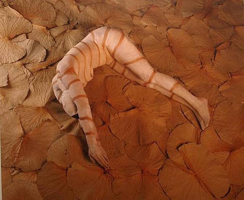 CeciliaParedes 17 Женщина невидимка – Сесилия Паредес
