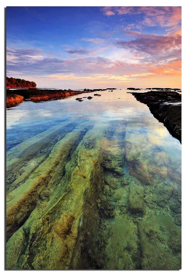 ClearWater 7 Места с чистейшей водой, где очень хочется искупаться
