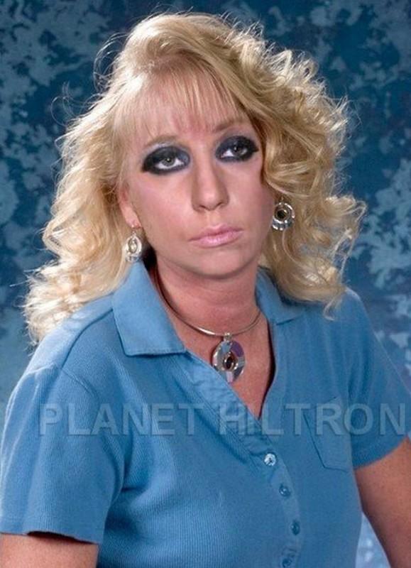 Gaga 579x800 Если бы знаменитости выглядели как обычные люди. Юмористический фотопроект Дэнни Эванса