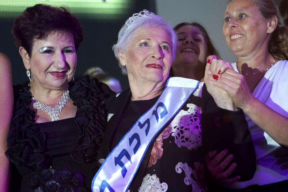 Holocaust 1 Конкурс красоты в Израиле Мисс Холокост