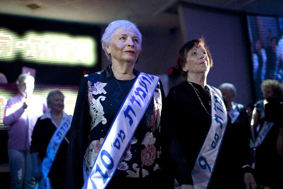 Holocaust 11 Конкурс красоты в Израиле Мисс Холокост