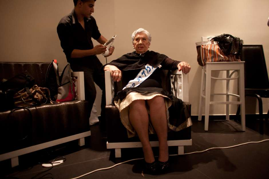 Holocaust 12 Конкурс красоты в Израиле Мисс Холокост