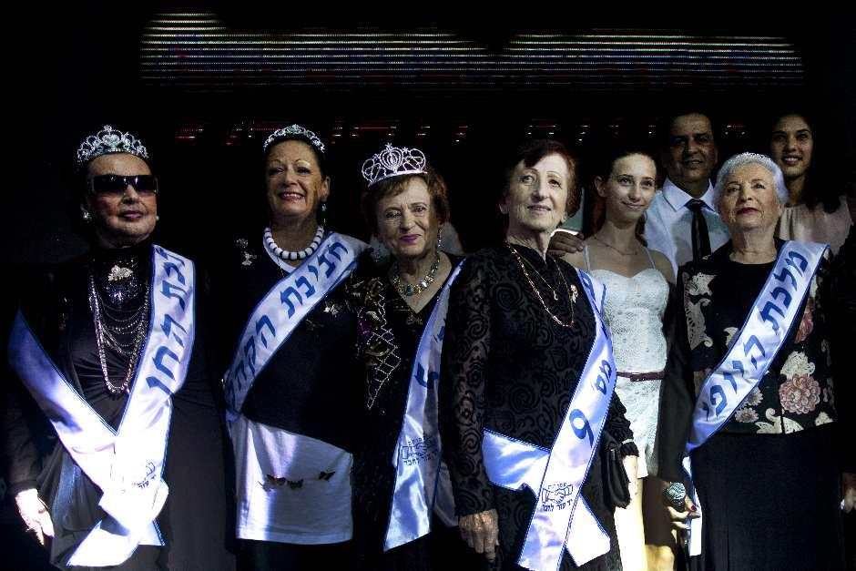 Holocaust 13 Конкурс красоты в Израиле Мисс Холокост