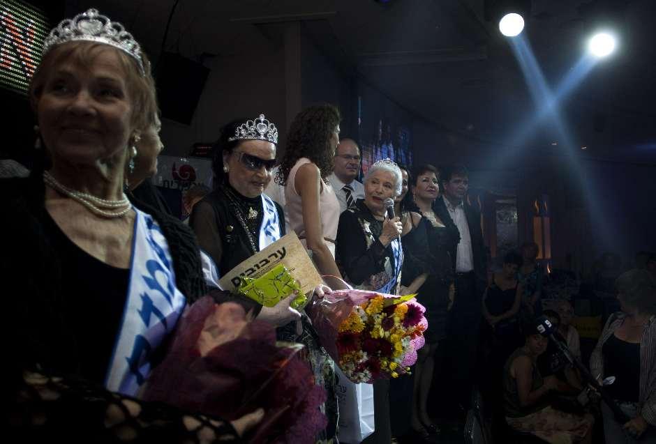 Holocaust 14 Конкурс красоты в Израиле Мисс Холокост
