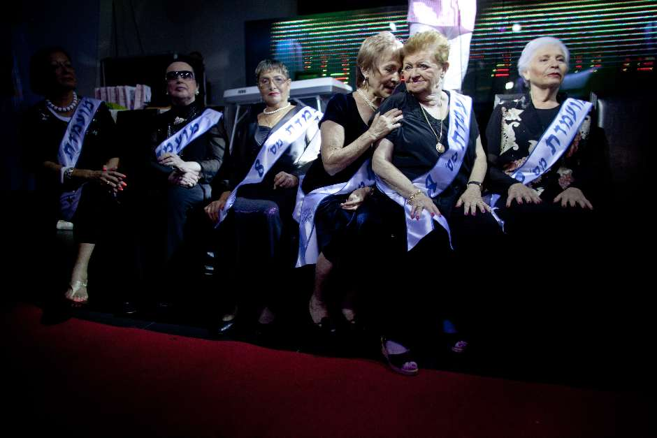 Holocaust 4 Конкурс красоты в Израиле Мисс Холокост