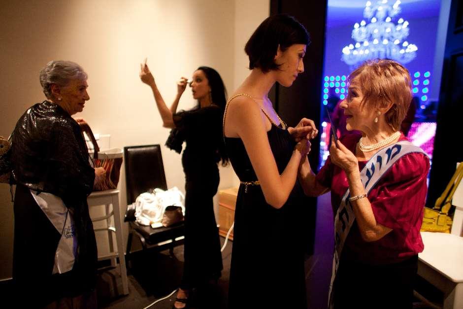 Holocaust 6 Конкурс красоты в Израиле Мисс Холокост