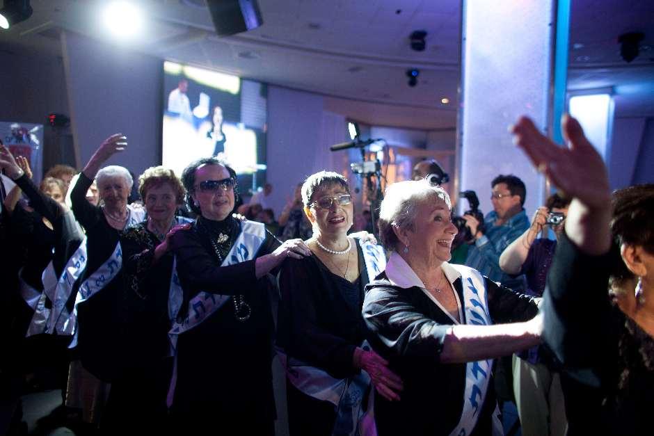Holocaust 8 Конкурс красоты в Израиле Мисс Холокост