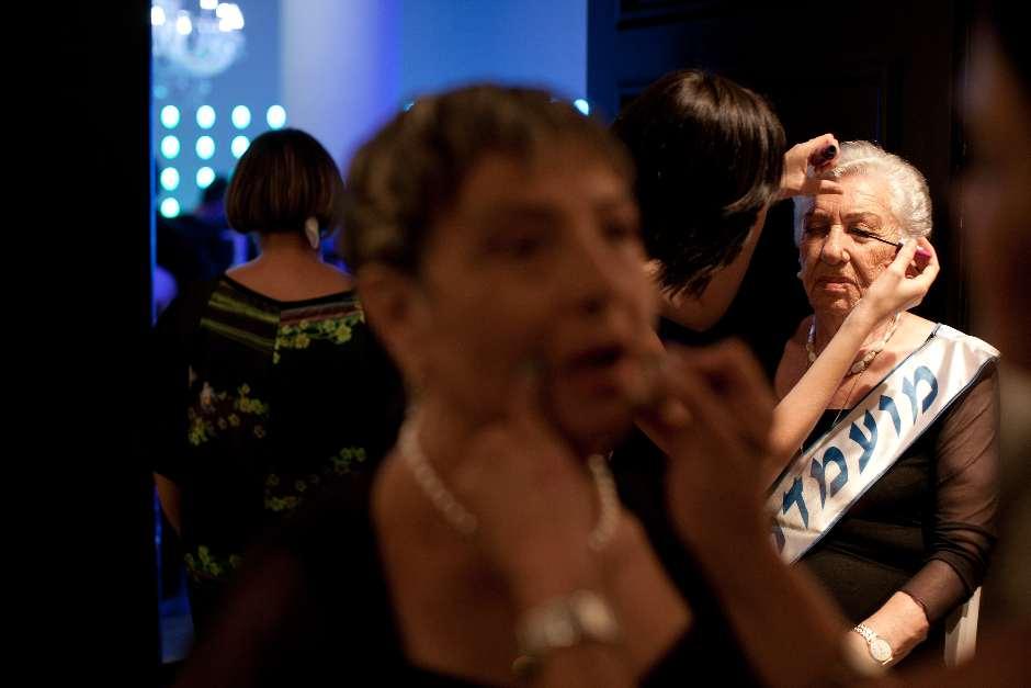 Holocaust 9 Конкурс красоты в Израиле Мисс Холокост