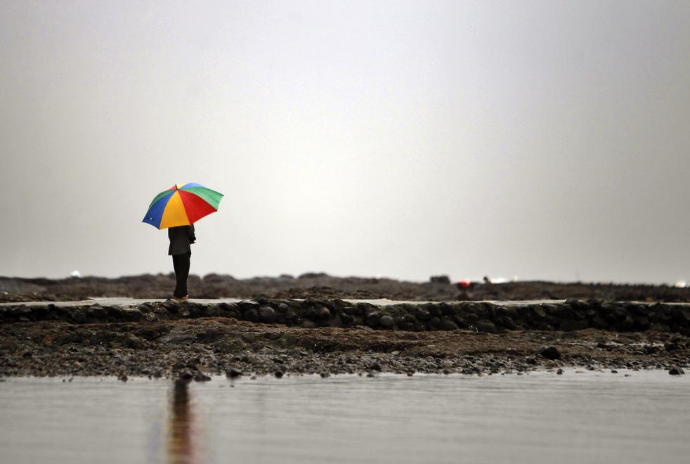 India 25 Наводнение в Индии: 80 человек погибли, более 1 млн остались без крова