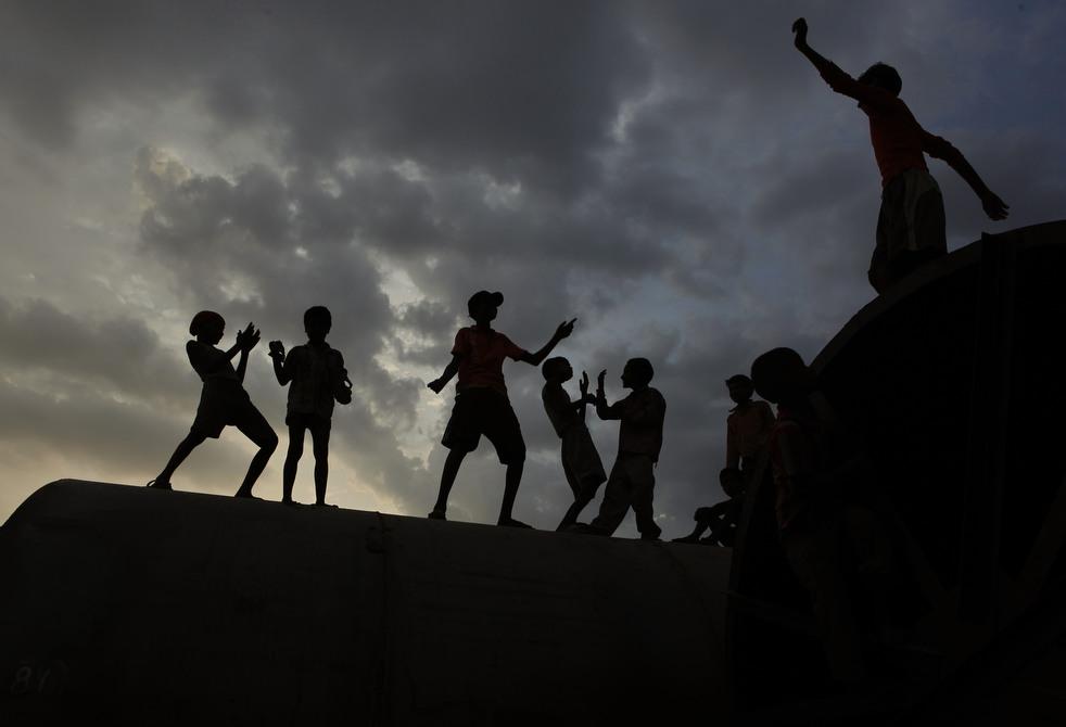 India 28 Наводнение в Индии: 80 человек погибли, более 1 млн остались без крова