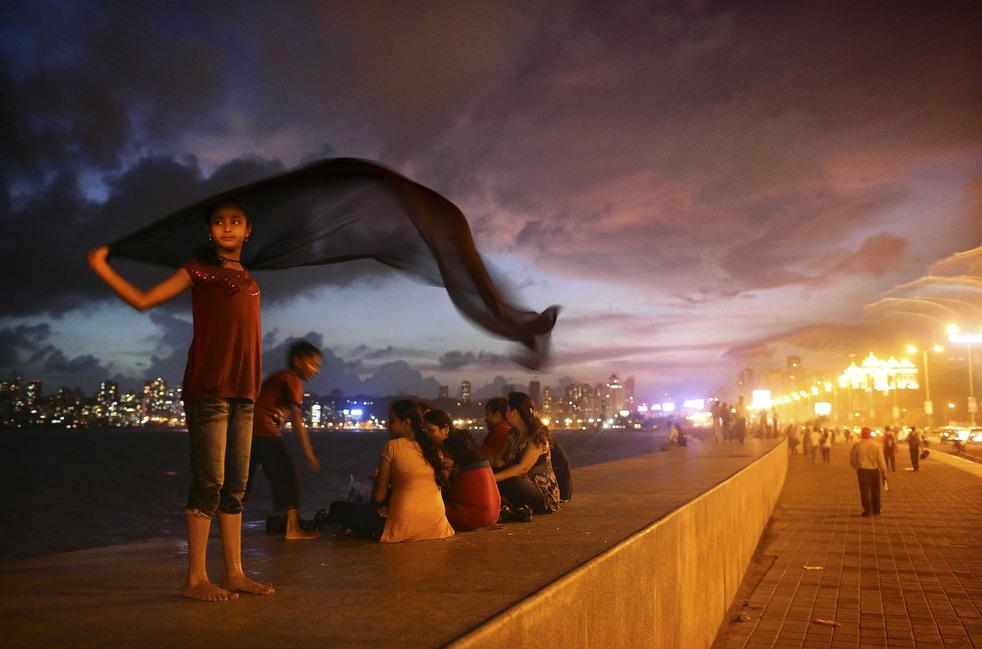 India 29 Наводнение в Индии: 80 человек погибли, более 1 млн остались без крова