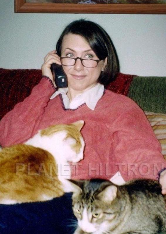 Jennifer Aniston1 566x800 Если бы знаменитости выглядели как обычные люди. Юмористический фотопроект Дэнни Эванса