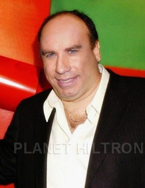 John Travolta 619x800 Если бы знаменитости выглядели как обычные люди. Юмористический фотопроект Дэнни Эванса