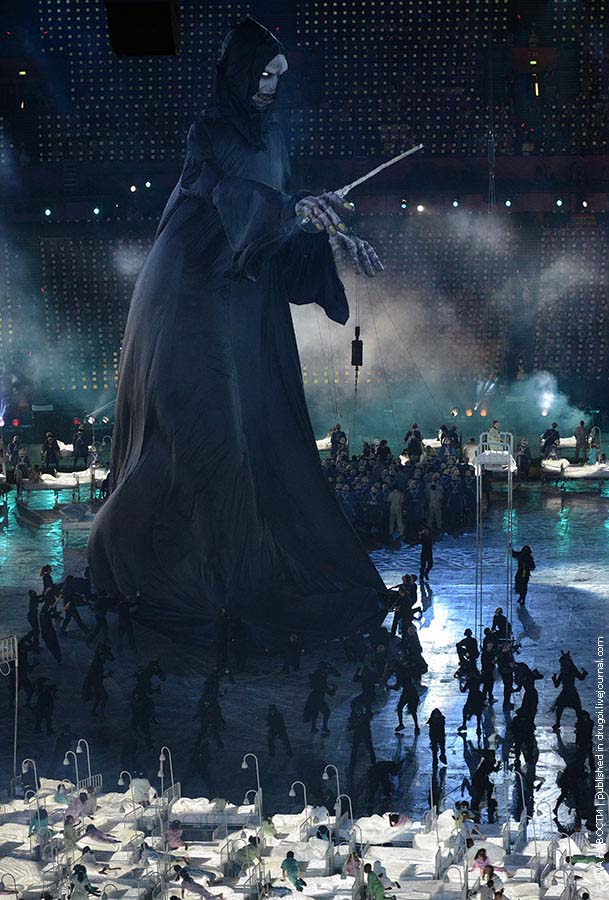 London2012 10 Открытие XXX Олимпийских Игр